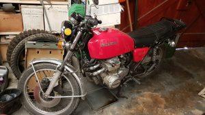 Honda CB 400 4