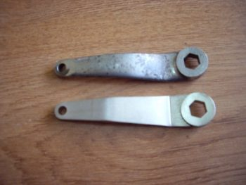Matchless AJS Rear Brake Arm Lever 017113