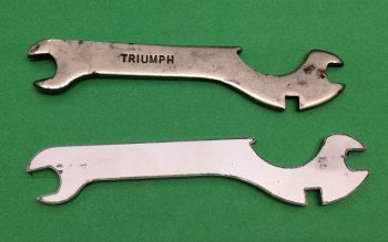 TRIUMPH CUB 3TA 5TA T100 TOOL KIT SPANNER PA56