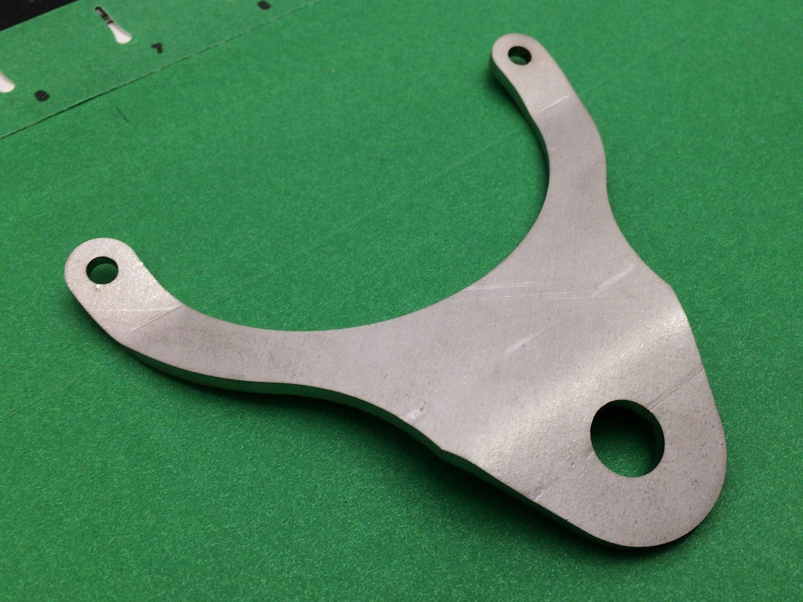 BSA B31 A7 A10 Cranked Lucas Clear Hooter Horn Bracket
