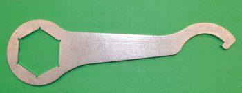 BSA A50 A65 Top Fork Nut Spanner Shock Adjusting Tool
