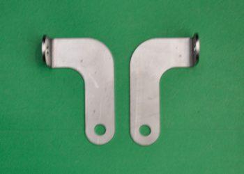 Royal Enfield Custom Twin Horn Mounting Brackets