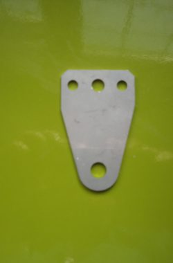 Triumph BSA Norton Single Centre Mount Lucas Horn Bracket