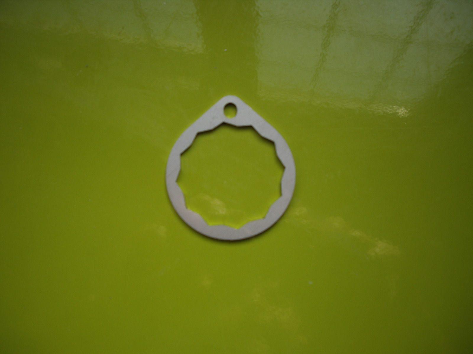 Norton Final Drive Gearbox Lock Tab Washer 04-0076
