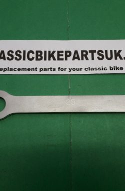 BSA A7 A10 Rear Brake Anchor Strap Torque Arm 1960 1963 42-6354