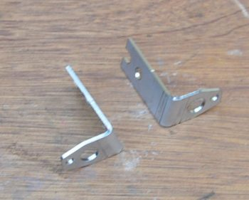Royal Enfield Bullet Front Indicator Brackets
