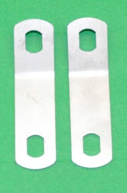 BSA B25 B44 A50 A65 Rear Mudguard Support Loop Brackets 68-6802