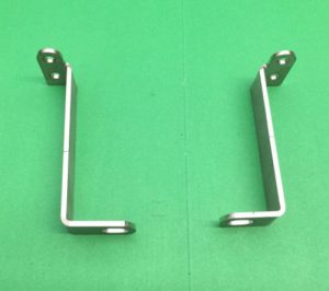 """BMW R80RT R100RS R100RT LOWER FAIRING BRACKETS (H185)"