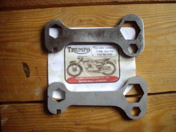 TRIUMPH T20 3TA 5TA T100 TOOL KIT SPANNER