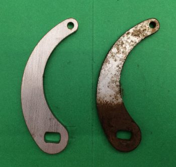 Panther 100 Motorcycle Front Brake Arm Lever M799