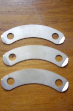 BSA C15 B40 Rear Sprocket Tab Washers 40-6023