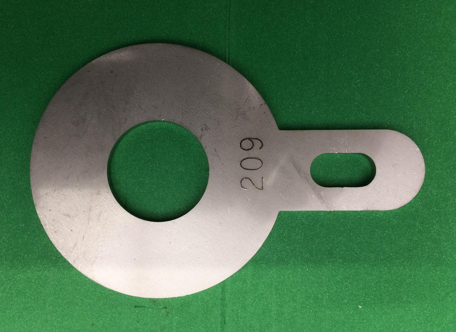Velocette Steering Damper plate FK242