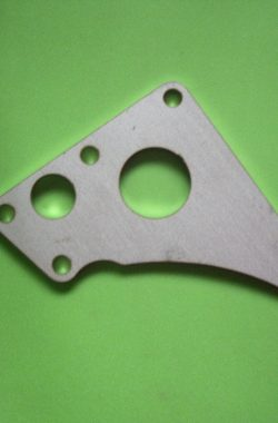 Triumph T120 Oil in Frame Engine Plate 83-3023