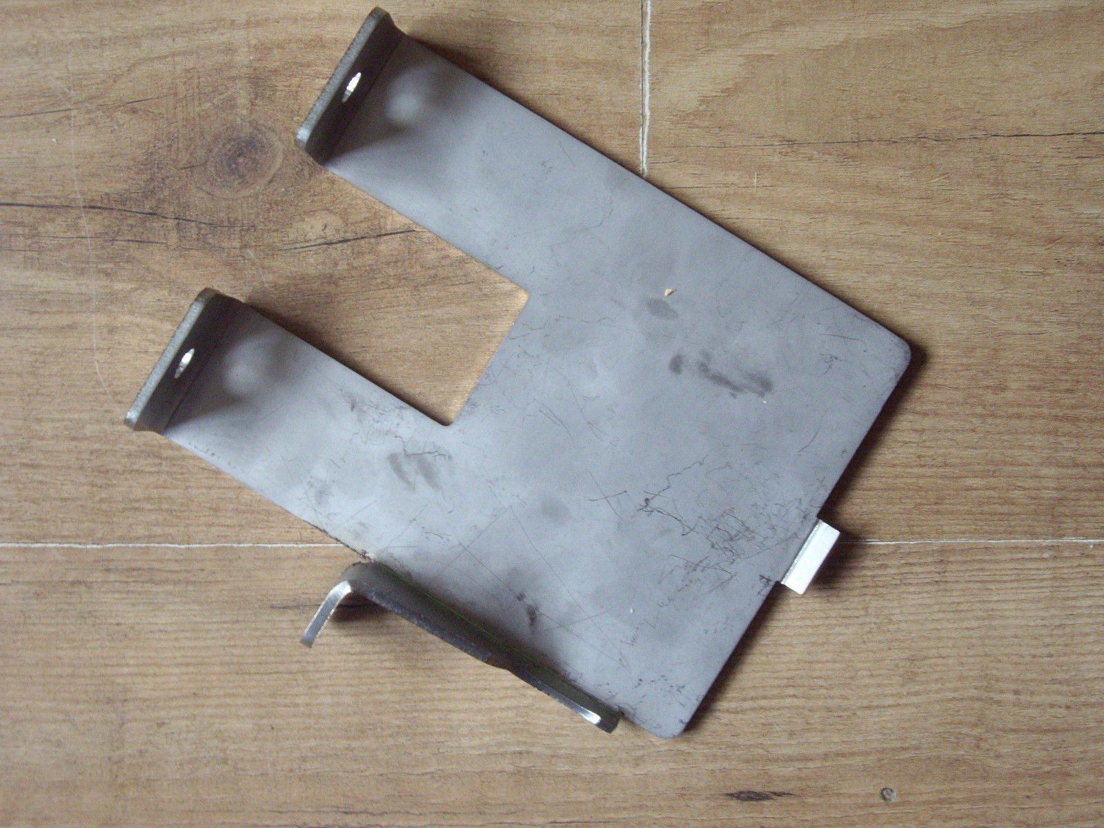 Velocette Battery Carrier Plate F8/8