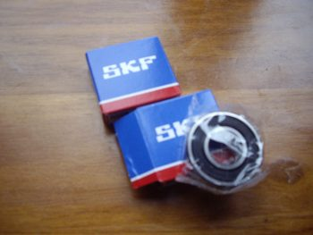 Honda CB72 CB77 Front Wheel Bearings Manufactured By SKF