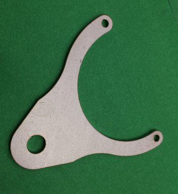 BSA B31 A7 A10 Straight Lucas Clear Hooter Horn Bracket