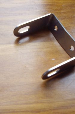 BSA A65 Rear Mudguard Mounting Bracket