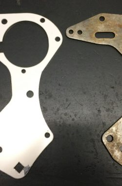 Matchless G3L LS G80 G80S Engine Gearbox Plates