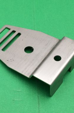 BSA A50 A65 BATTERY BOX STRAP RETAINING BRACKET