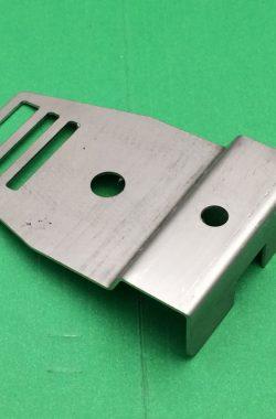 BSA A50 A65 BATTERY BOX STRAP RETAINING BRACKET 68-4578