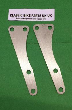 Velocette Viper Front Engine Plates FK26/11