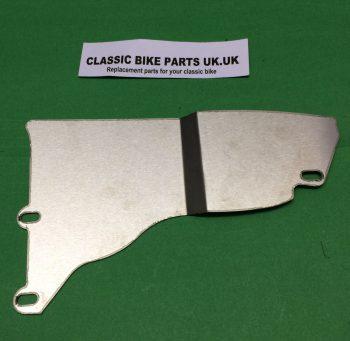 BSA A50 A65 Drive Chain Crankcase Cover Plate 68-7052 68-7013 2-1309 2-79