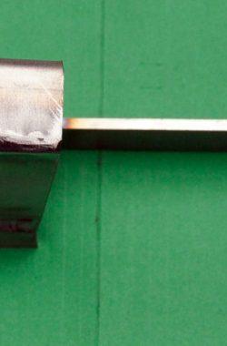 Triumph T25 Rear Brake Chain Guide Torque Arm 83-4218
