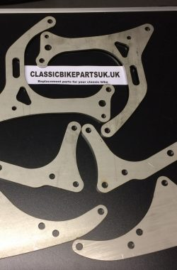 BSA B31 B33 Goldstar Engine Plate Set (H337)