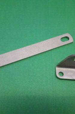 BSA B25 Starfire Cylinder Head Steady Bracket and Tie Bar 40-0946