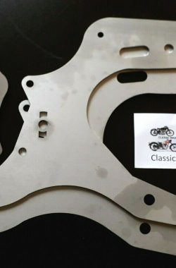 Norton Dominator 88 99 Engine Plates 15621 50229 20700