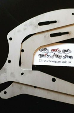 TRITON TRIUMPH ENGINE AND GEARBOX CAFE RACE CONVERSION PLATES