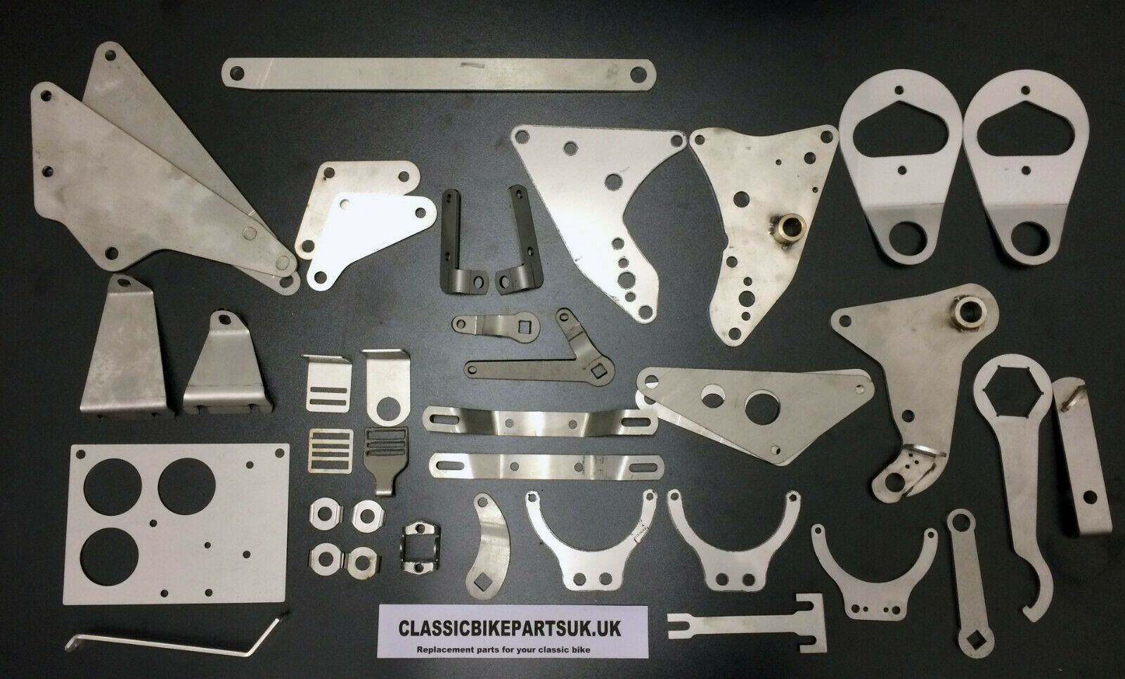 Classic and Vintage Motorcycle Parts and Tools by Classic Bike Parts UK