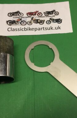 BSA C15 B40 FORK SEAL HOLDER COLLAR TOOL (S420)