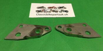 Royal Enfield Continental GT Crusader 39708 Rear Engine Plates (S450)