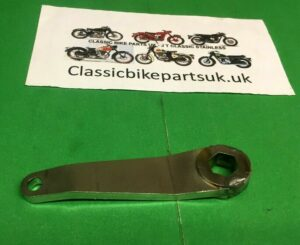 Matchless AJS 022260 Front Brake Arm Lever (S459)
