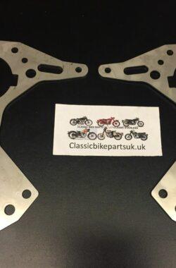 Matchless AJS Rigid Model Engine Plates (S495)