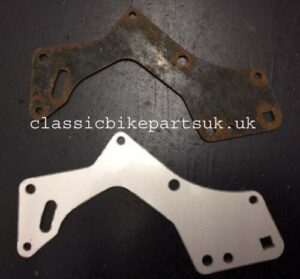 Matchless G9 G10 Engine Gearbox Plates (H269)