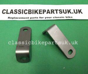 BSA Exhaust Downpipe Brackets (H361)