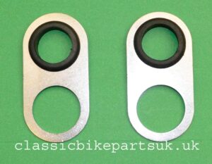 Cable Guides with Grommets 68-5137 76-9325 (H10)
